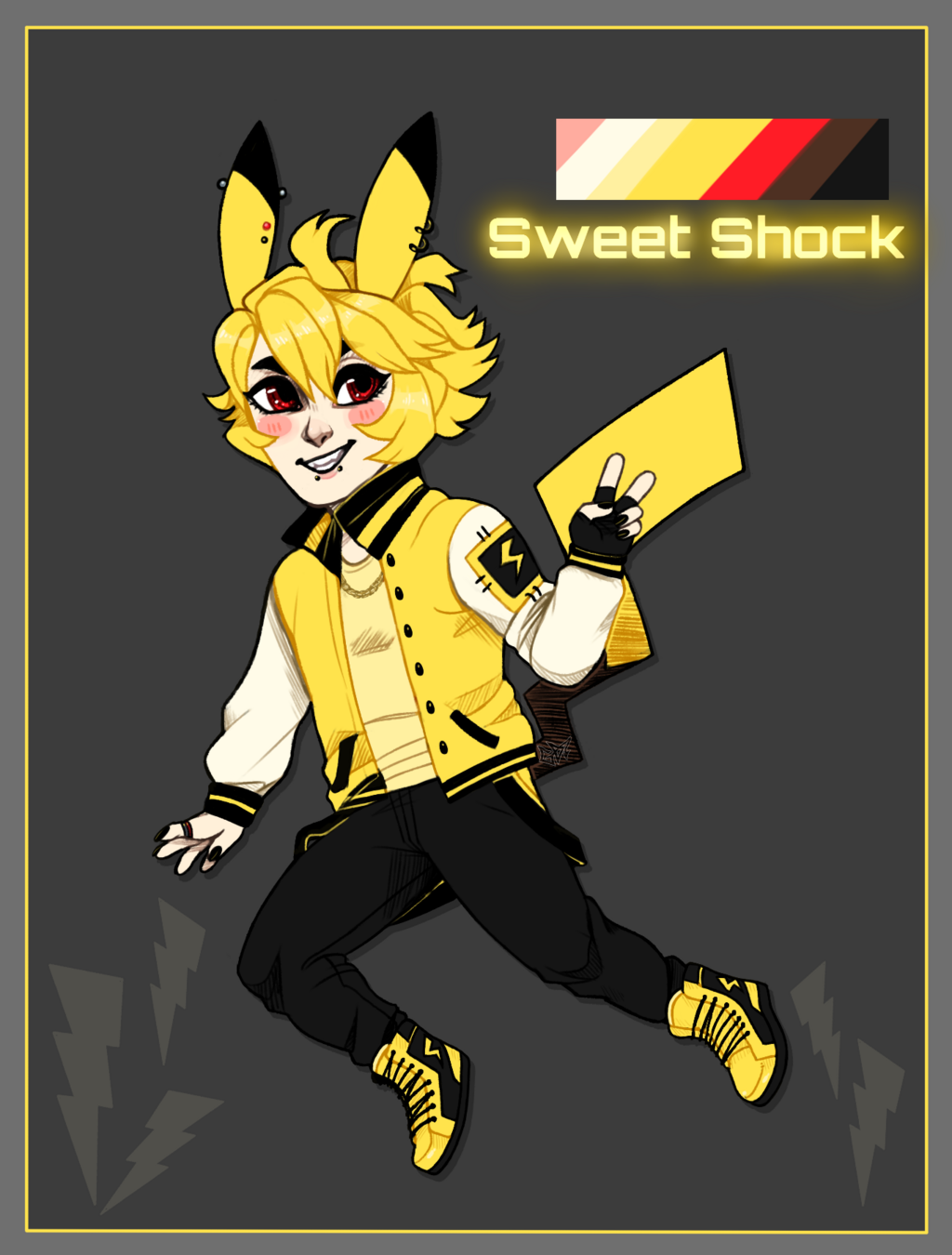 Sweet Shock Pokejinka [CLOSED]