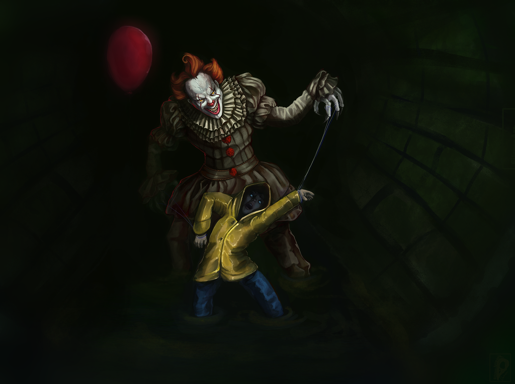 Most recent image: We All Float Down here...