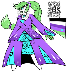 Female Galactic Gardevoir (SOLD)