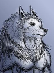 Alpha Wolf Mane