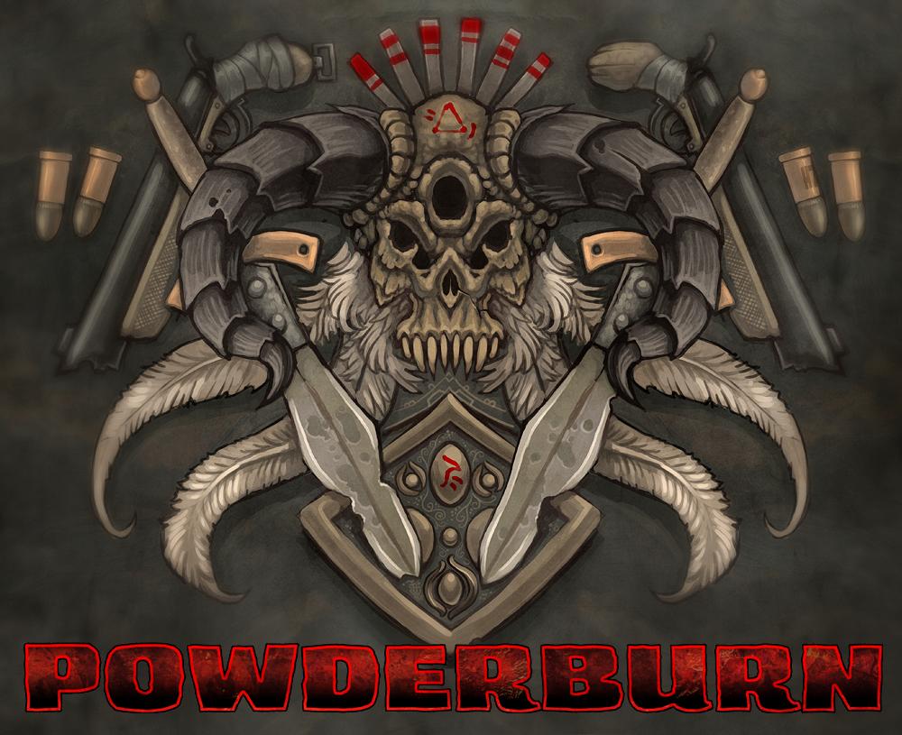 Powderburn Title