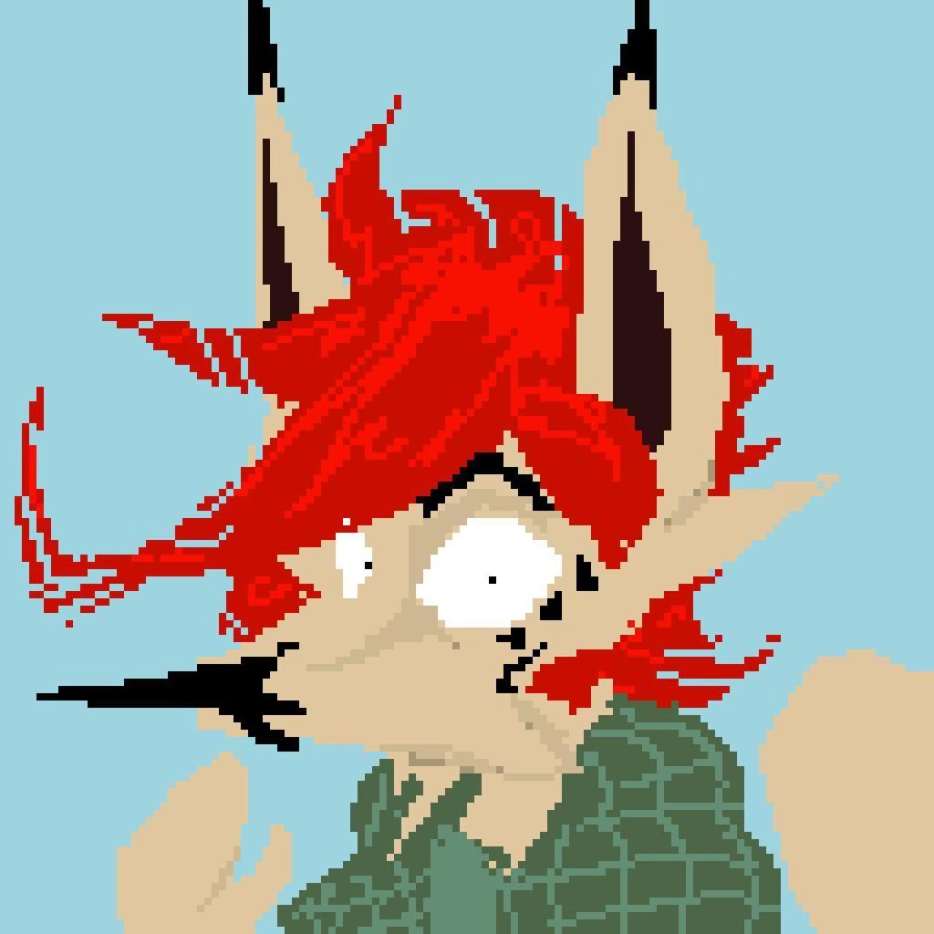 Pixel Art : Hi