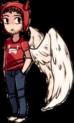 Wings. Wings.