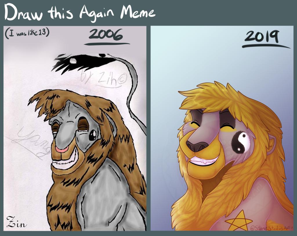 Draw this again 2006-2019