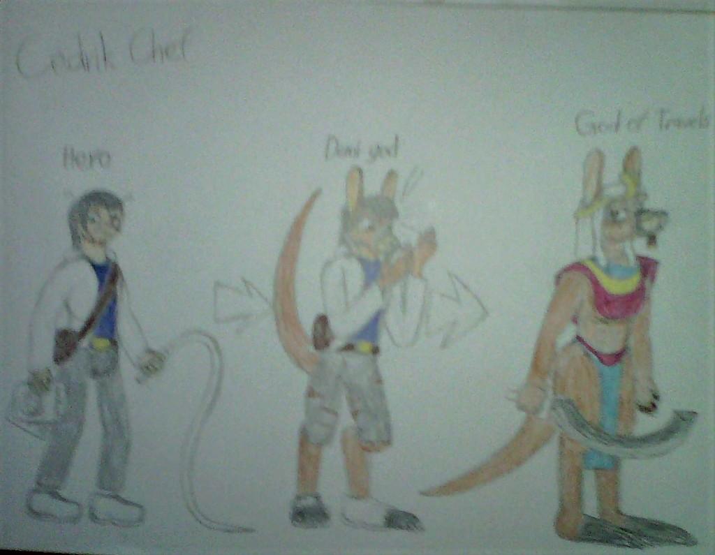 Cedric Chef: Scion of Kebuchet