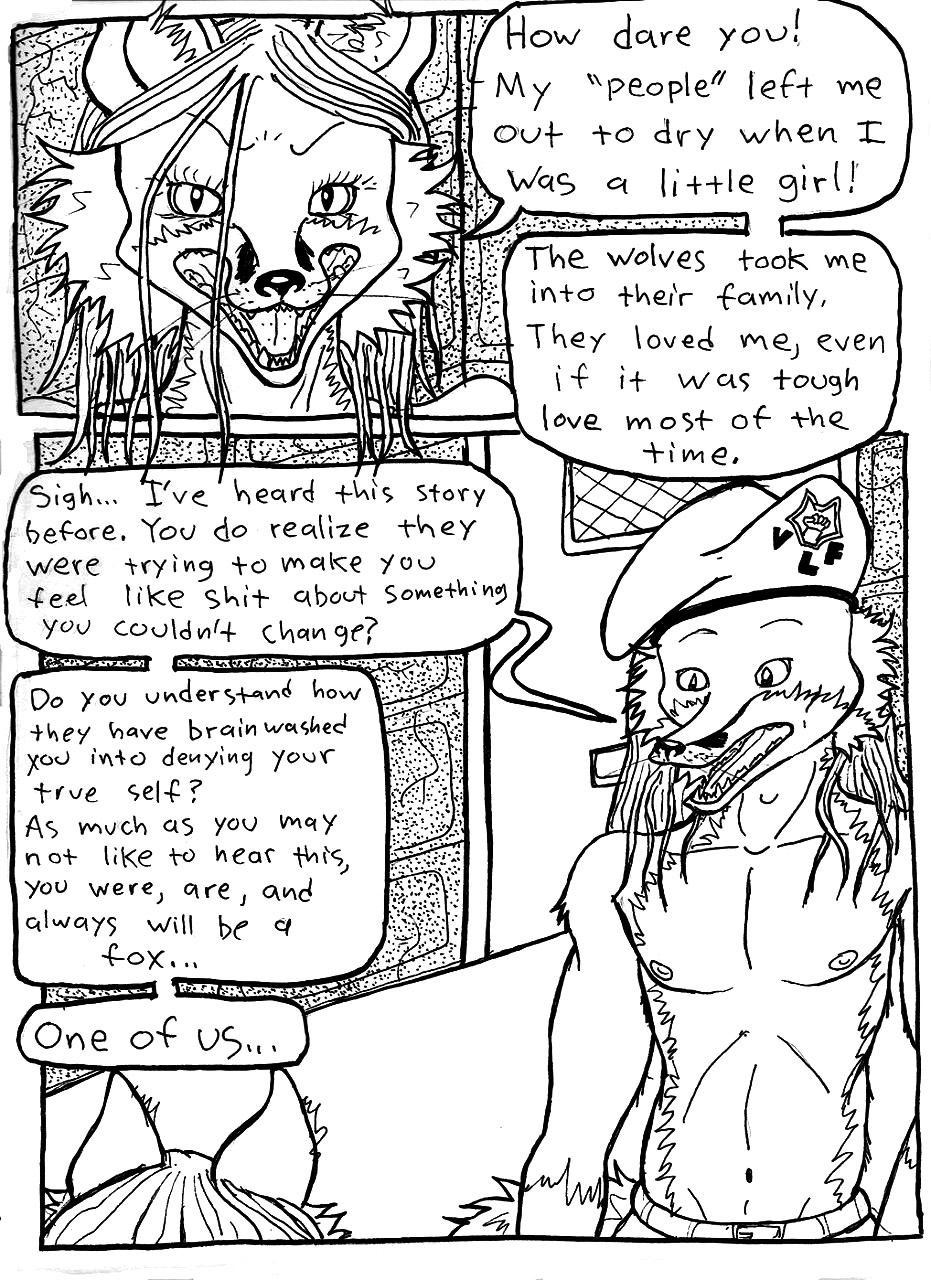 Outfoxing the 5-0 (Page 40)