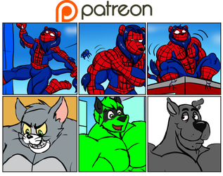 What on My Patreon Page this Week 6/15