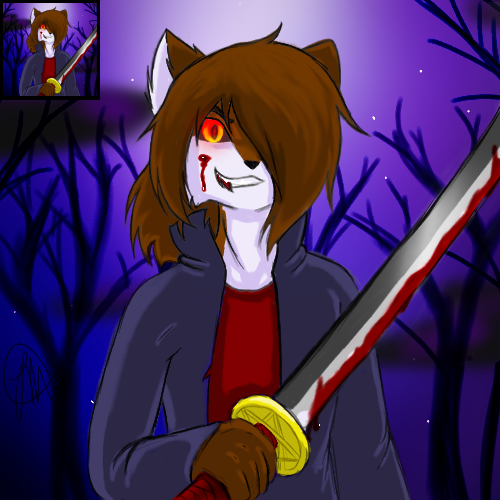 Halloween kyo