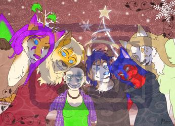 Merry Christmas ya' Filthy Animals