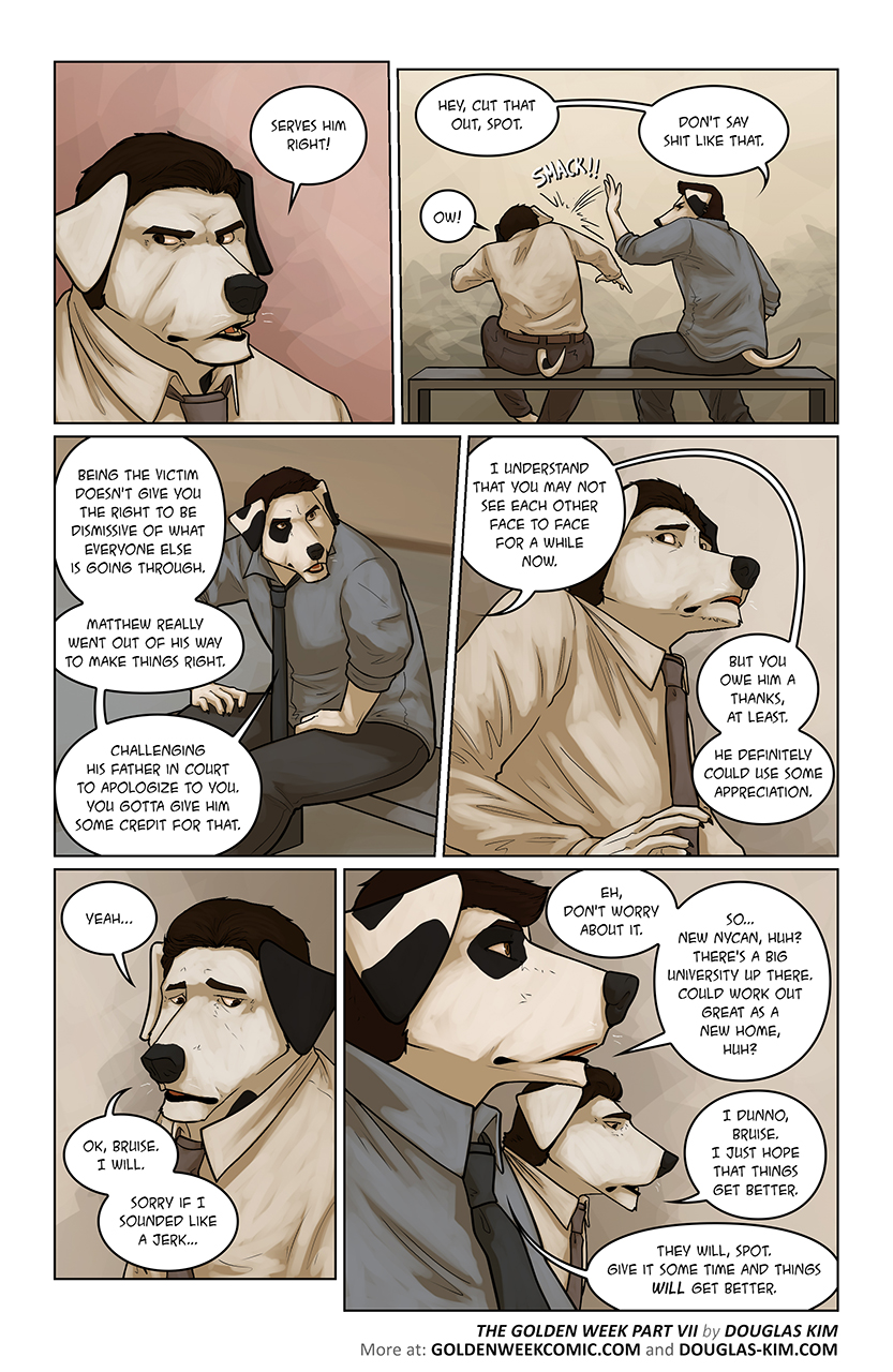 The Golden Week - Page 257