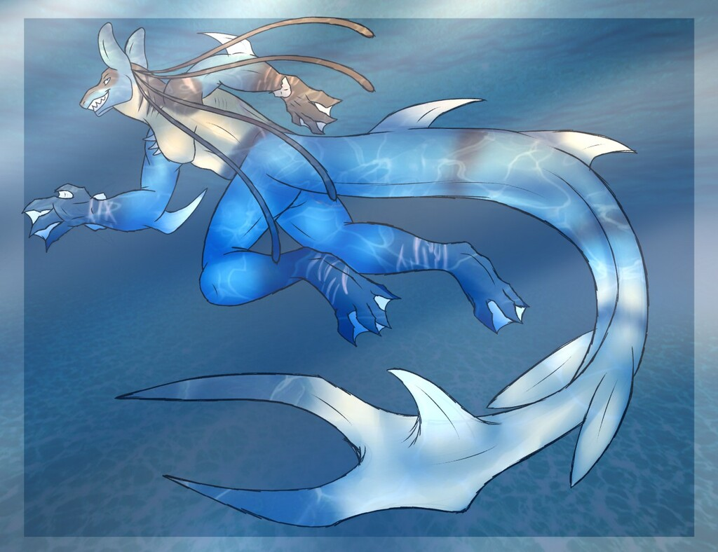 Shark Week - Blitz