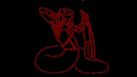 Snake Lineart