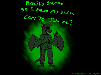 My own reality (Implied TFTG - Semi Vent)