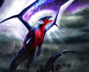 Storm By Kirino03