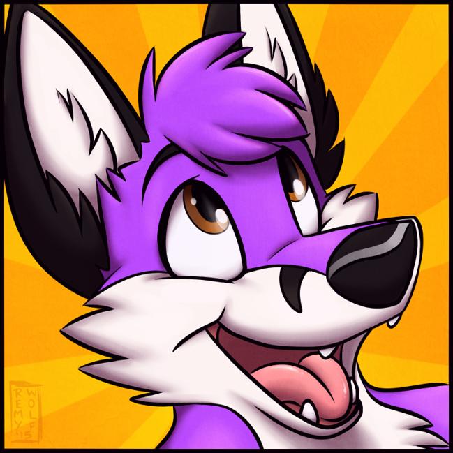 FurCaylenFox Icon
