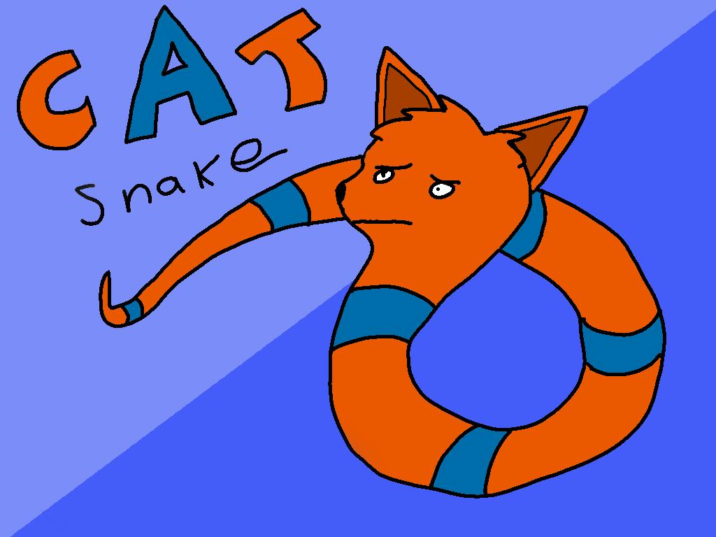 CatSnake!
