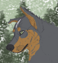 Concept Dog WIP