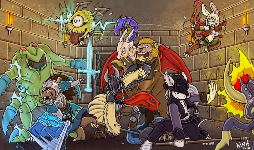 Band of Fantasy 3