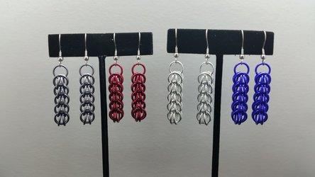 NEW Item:  Persian Drop Earrings