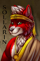 Badge: Sollarin