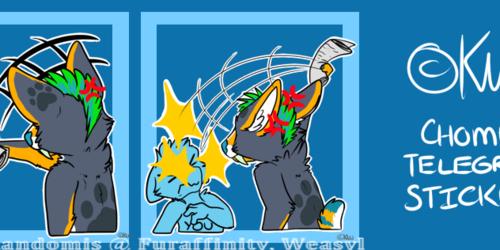 Chomp Telegram Stickers