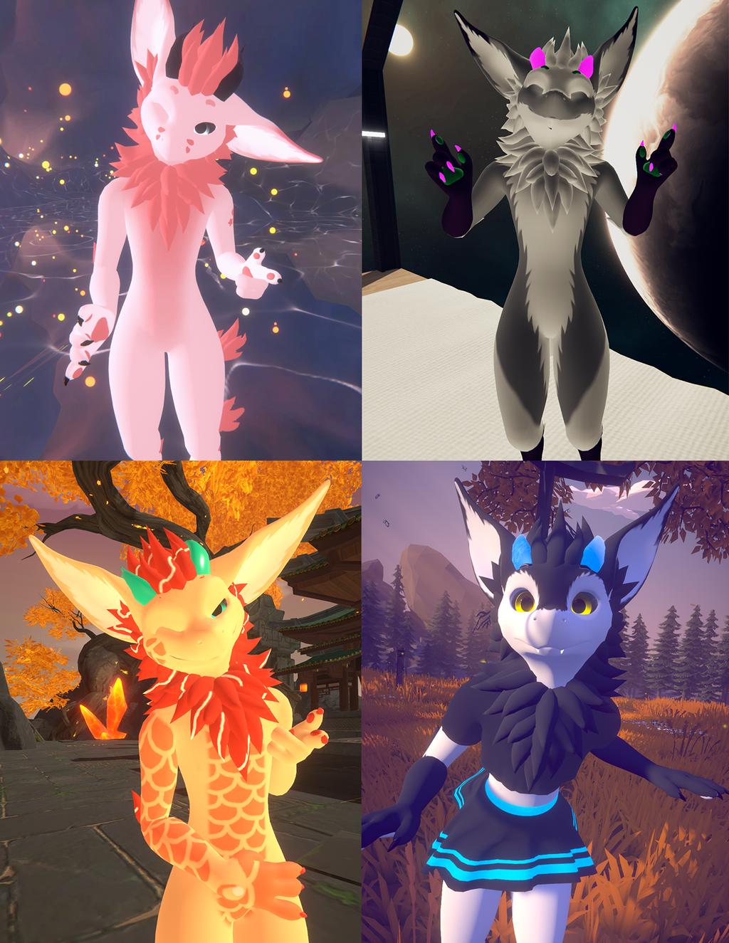 Most recent image: Nardoragon Re-skins #1