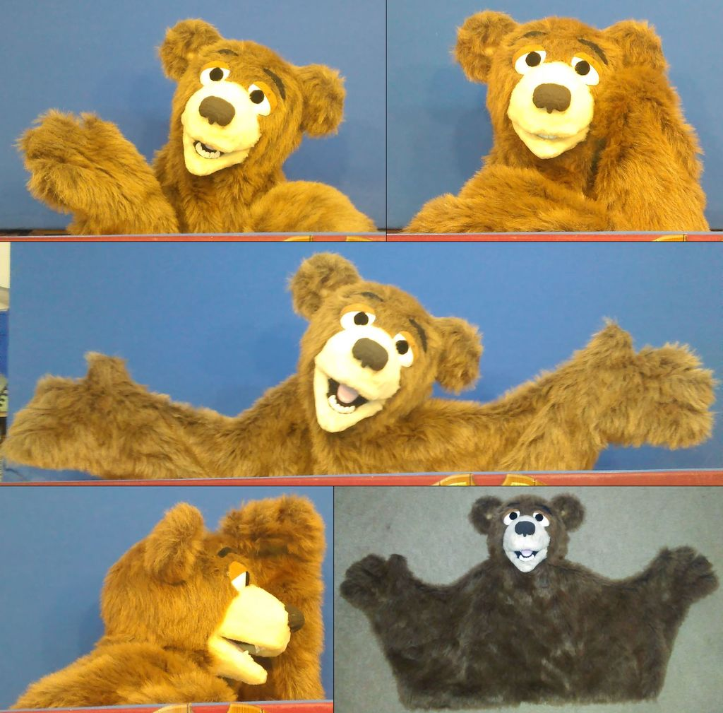 New Bear Puppet - FOR SALE!!!