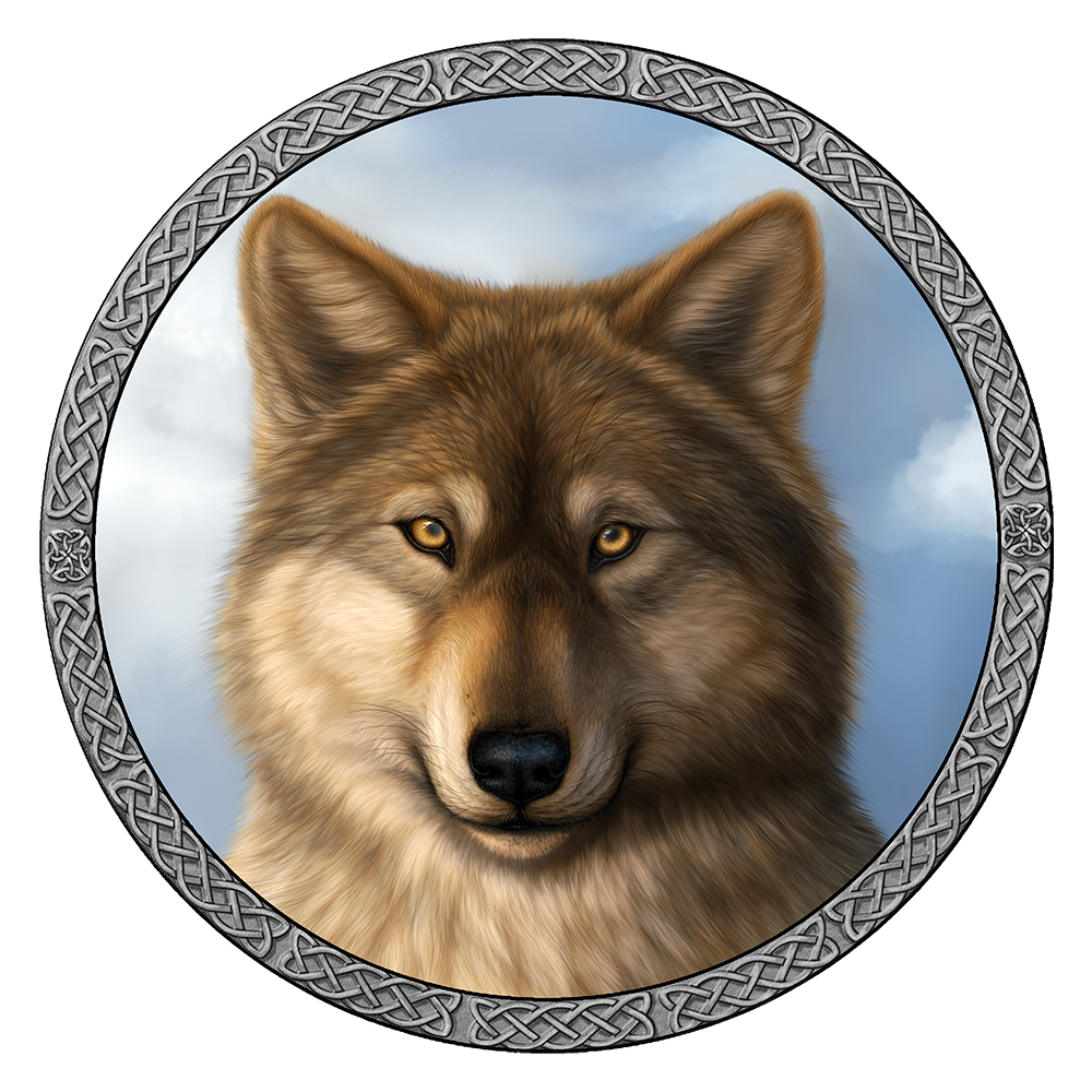 Wolf Head - FREE TO USE
