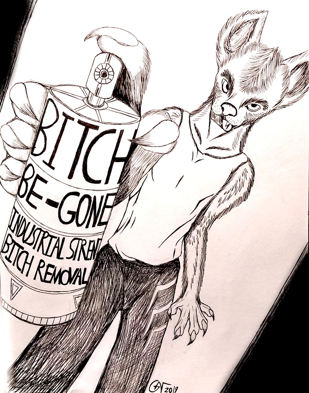 Bitch Be-Gone (TM)