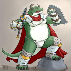 Belze, the holy knight