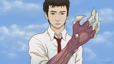 so this is my life now // Parasyte
