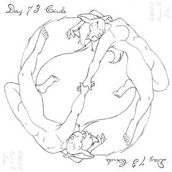 Daily Sketch 73 - Circle
