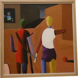 "Untitled (""mannequins"")"