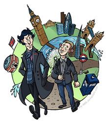 Walking With Sherlock