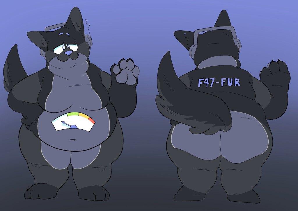 Most recent image: Dark Mode Mascot