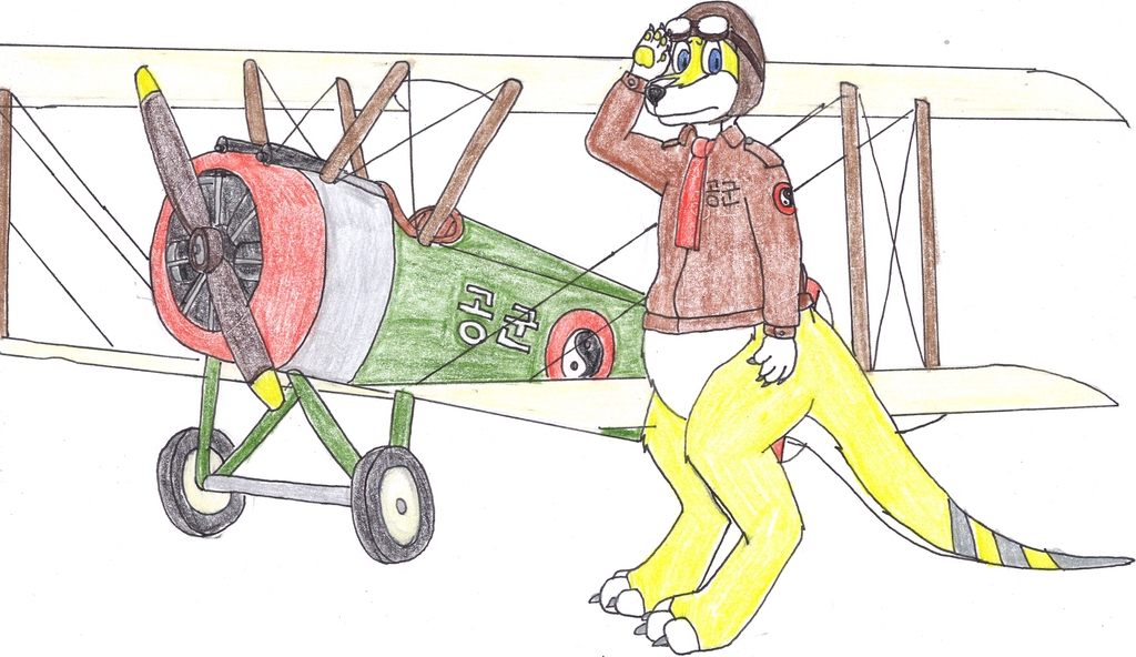 Bartleby in the Air Force