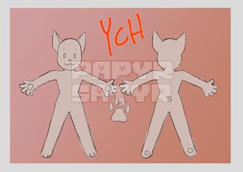 Chibi Ref YCH- MULTIPLE SLOTS