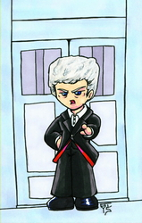 """""""Before we leave the TARDIS..."""""""
