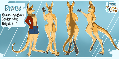 Bronze Reference Commission