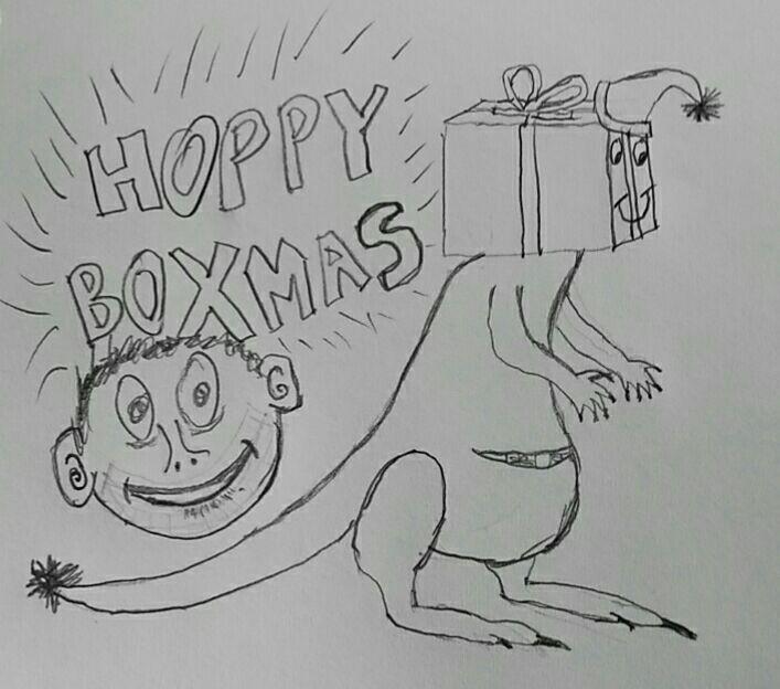 HOPPY BOXMAS!!!