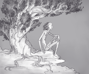 Dryad of the Bristlecone