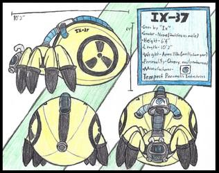 """""""Ix"""" IX-37 ~ Reference Sheet"""