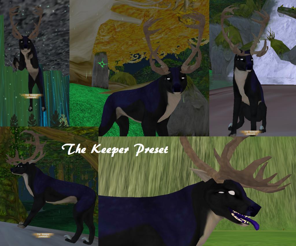 The Keeper Preset