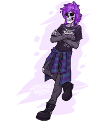 [G] A Real Skeleton