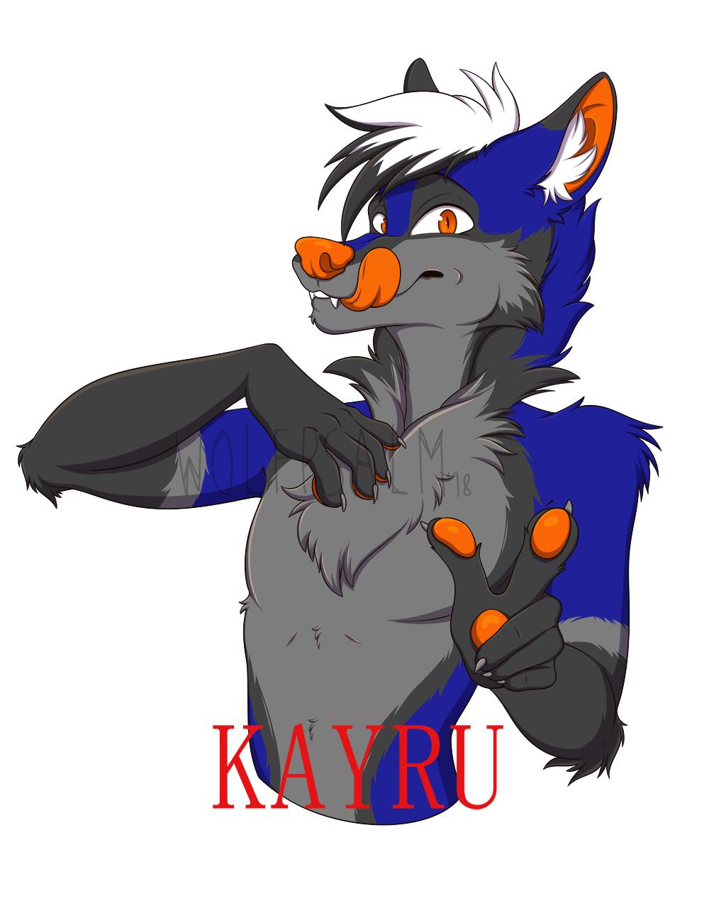 Most recent image:  Kayru FE2018 Badge