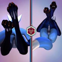Blythe WiP Posing: Inner Thighs
