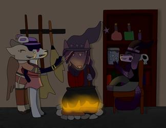 Ghouls Night