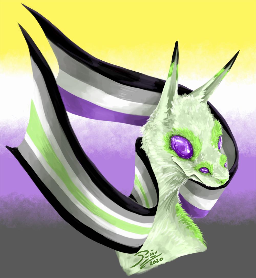 Prideheart Lime