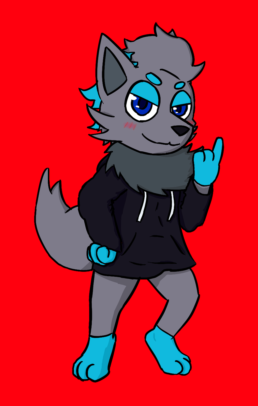 Most recent image: Dusty the Zorua
