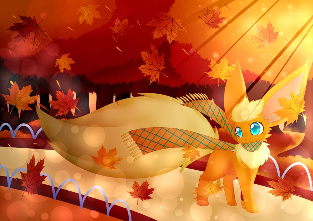 .:COM:. - Autumn Stroll